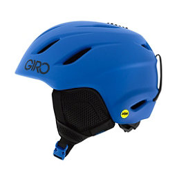 Giro Nine Jr. MIPS Kids Helmet, Matte Blue, 256