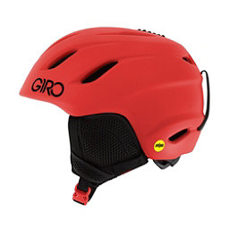 Giro Nine Jr. MIPS Kids Helmet, Matte Bright Red, 256