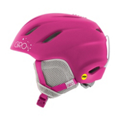Giro Nine Jr. MIPS Kids Helmet 2017, Matte Magenta, medium