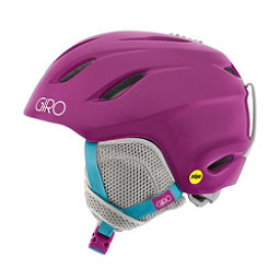 Giro Nine Jr. MIPS Kids Helmet 2017, Berry, 256
