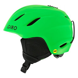 Giro Nine Jr. MIPS Kids Helmet 2018, Matte Bright Green, 256