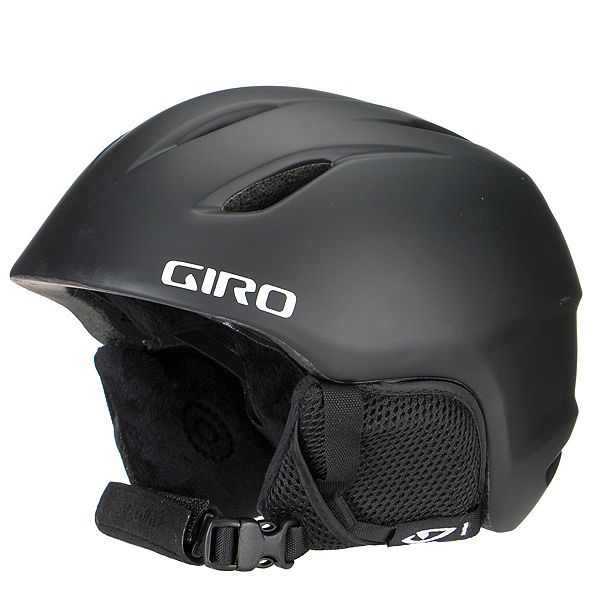 Giro Launch Kids Helmet 2017, Matte Black, 600