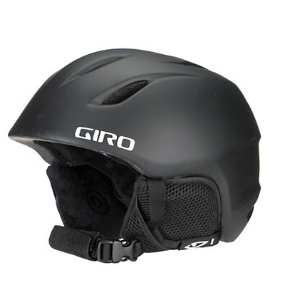 Giro Launch Kids Helmet 2017, Matte Black, viewer