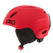 Giro Launch Kids Helmet 2017, Matte Bright Red, medium