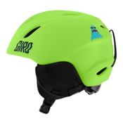 Giro Launch Kids Helmet 2017, Matte Lime Shark Party, medium