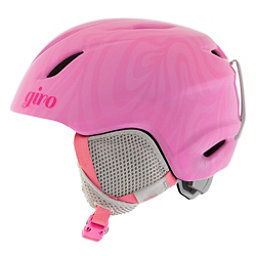 Giro Launch Kids Helmet 2017, Pink Swirl, 256
