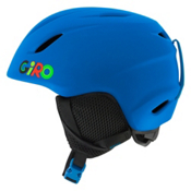 Giro Launch Kids Helmet 2018, Matte Blue Wild, medium