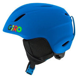 Giro Launch Kids Helmet 2018, Matte Blue Wild, 256