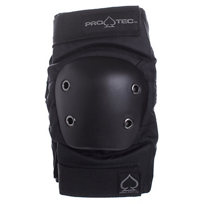 Pro-Tec Street Elbow Pads - Junior, Black, viewer