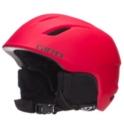 Giro Launch Kids Helmet, Red, medium