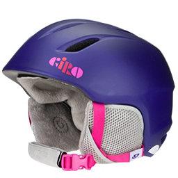 Giro Launch Kids Helmet, Matte Purple Clouds, 256