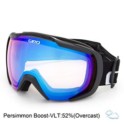 Giro Onset Goggles, Black Wordmark-Persimmon Boost, 256