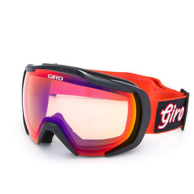 Giro Onset Goggles, Glowing Red Gameday-Persimmon, viewer