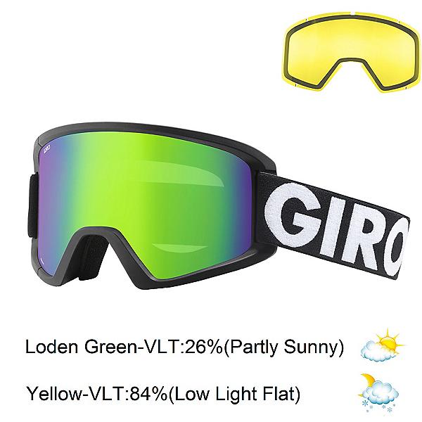 Giro Semi Goggles 2017, , 600