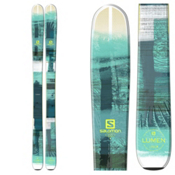 Salomon Q-96 Lumen Womens Skis 2016, , medium