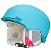 Salomon Shiva Custom Air Womens Helmet 2016, Scuba Blue-Methyl Blue, medium