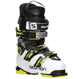 Salomon Quest Access 70 T Kids Ski Boots, White-Black, 256