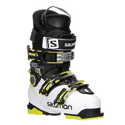 Salomon Quest Access 70 T Kids Ski Boots 2017, White-Black, viewer