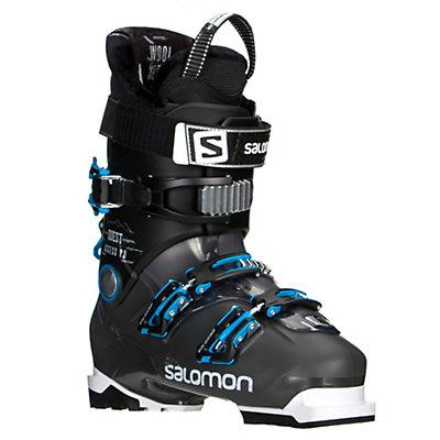 Salomon Quest Access 80 Ski Boots 2017, Anthracite-Black-Blue, viewer