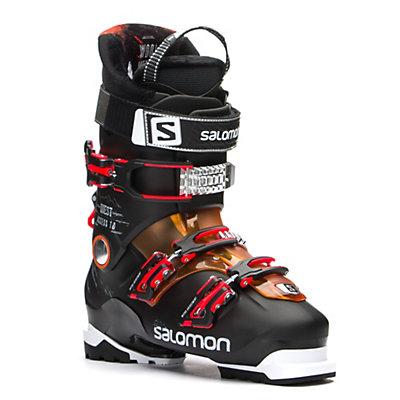 Salomon Quest Access 70 Ski Boots 2017, Black-Orange Translucent, viewer