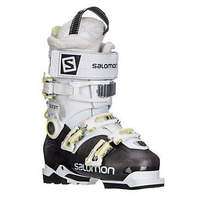 Salomon Quest Access 80 W Womens Ski Boots 2017, Anthracite Translucent-White-A, viewer