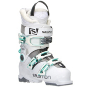 Salomon Quest Access 60 W Womens Ski Boots 2017, White-Anthracite Translucent-L, medium