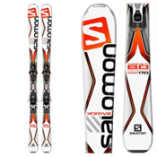 Salomon X-Drive 8.0 Ti Skis with XT 12 Bindings, , medium