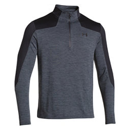 Under Armour Expanse 1/4 Zip Mens Mid Layer, Stealth Gray-Black, 256