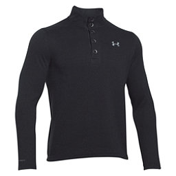 Under Armour Specialist Storm Mens Sweater, Black-Steel, 256