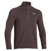 Under Armour Specialist Storm Mens Sweater, Maverick Brown-Steel, medium