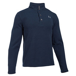 Under Armour Specialist Storm Mens Sweater, Midnight Navy-Overcast Gray, 256