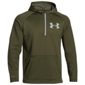 Under Armour CGI Beacon Anorak Hoodie, Greenhead-Steel, medium
