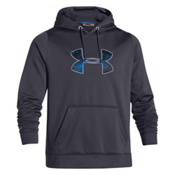 Under Armour Rival Hoodie, Stealth Gray-Steel, medium