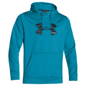 Under Armour Rival Mens Hoodie, Pacific-Legion Blue, medium
