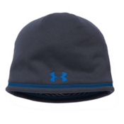 Under Armour CGI Storm Hat, Stealth Gray-Hypergreen, medium