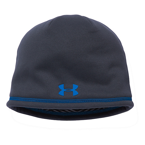 Under Armour CGI Storm Hat, Stealth Gray-Hypergreen, 600