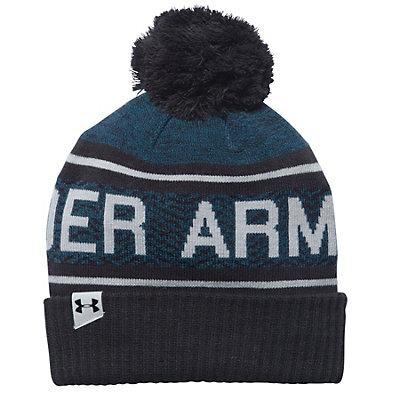 Under Armour Retro Pom Refresh Hat, Legion Blue-Black-Amalgam Gray, viewer