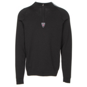 Dale Of Norway Besseggen Masculine Mens Sweater, Black-Metal-Schiefer, medium
