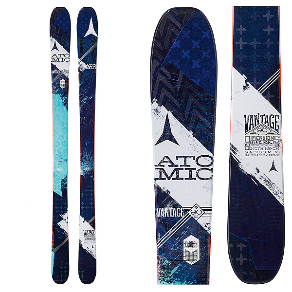 Atomic Vantage 90 CTI Womens Skis, , 600