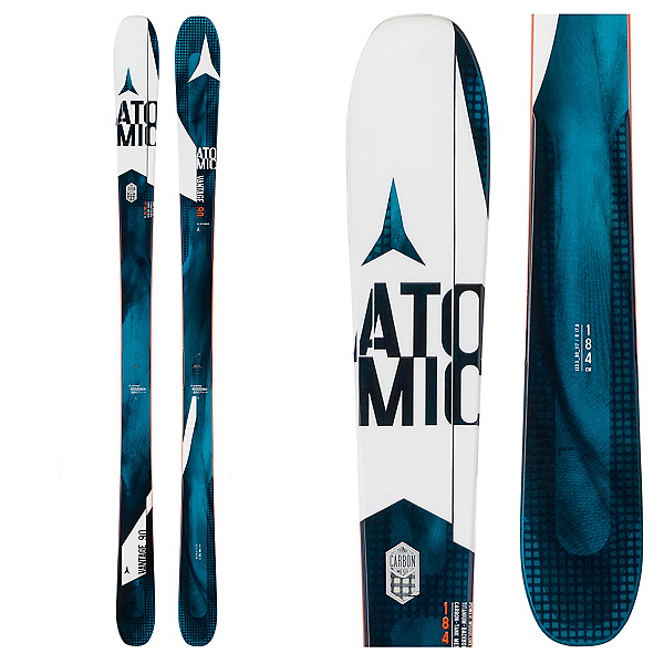 Atomic Vantage 90 CTI Skis 2017, , 600
