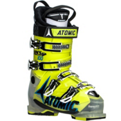 Atomic Hawx 100 Ski Boots, Crystal-Lime, medium