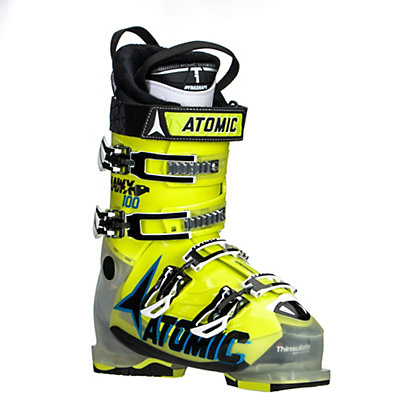 Atomic Hawx 100 Ski Boots, Crystal-Lime, viewer