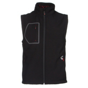 Gyde by Gerbing Torrid Shell Mens Vest, Black, medium