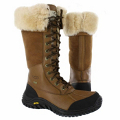 UGG Adirondack Tall Womens Boots, Otter, medium