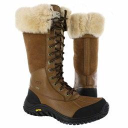 UGG Adirondack Tall Womens Boots, Otter, 256