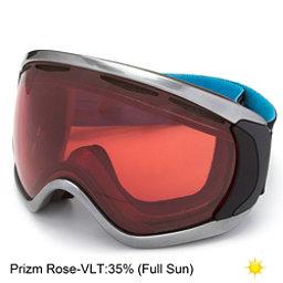Oakley Prizm Canopy Aksel Lund Svindal Goggles, Digi Camo Stealth-Prizm Rose, 256