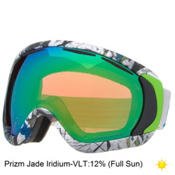Oakley Canopy Tanner Hall Prizm Goggles 2017, , medium