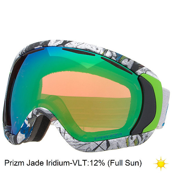 Oakley Canopy Tanner Hall Prizm Goggles 2017, , 600