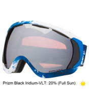 Oakley Canopy JP Auclair Prizm Goggles 2017, Auclair-Prizm Black Iridium, medium