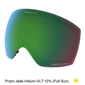 Oakley Flight Deck XM Goggle Replacement Lens 2018, Prizm Jade Iridium, medium